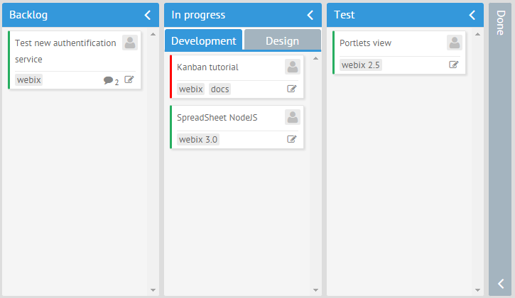 Customizing Kanban Board  Complex Structure and Swimlanes