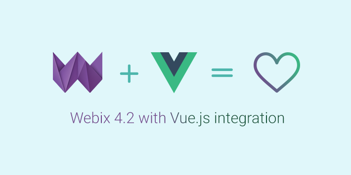 Vue js with UI library