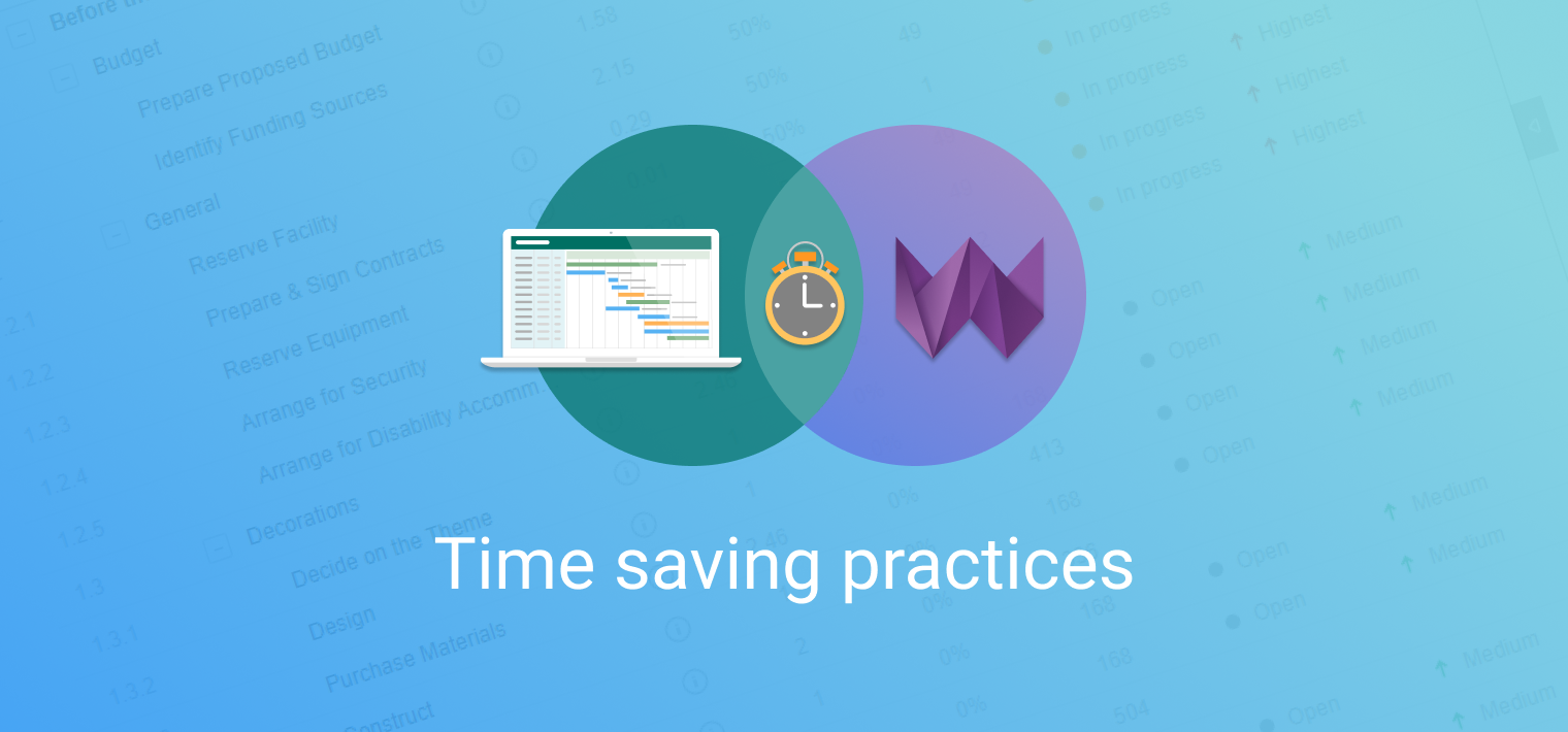Software Development Time Saving Practices Gantt Charts For Project Management And Ui Libraries