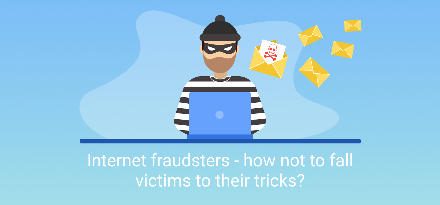 Internet fraudsters